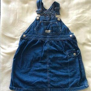 2/$8 Polo Jeans Denim Jumper
